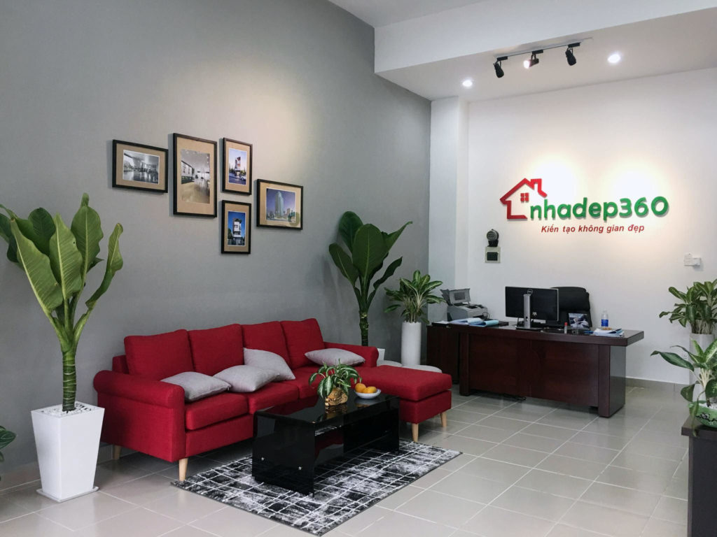 Công ty TNHH Tư vấn thiết kế & Xây dựng nhadep360