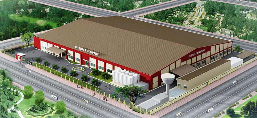 Cải tạo nhà xưởng khu công nghiệp Vsip 1, Vsip 2 - Bình Dương