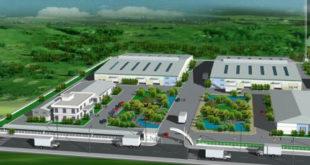 Xin phép xây dựng nhà xưởng tại Dĩ An - Bình Dương