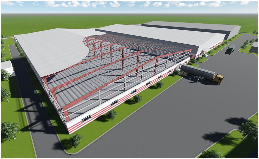 Xin phép xây dựng nhà xưởng tại Phú Giáo
