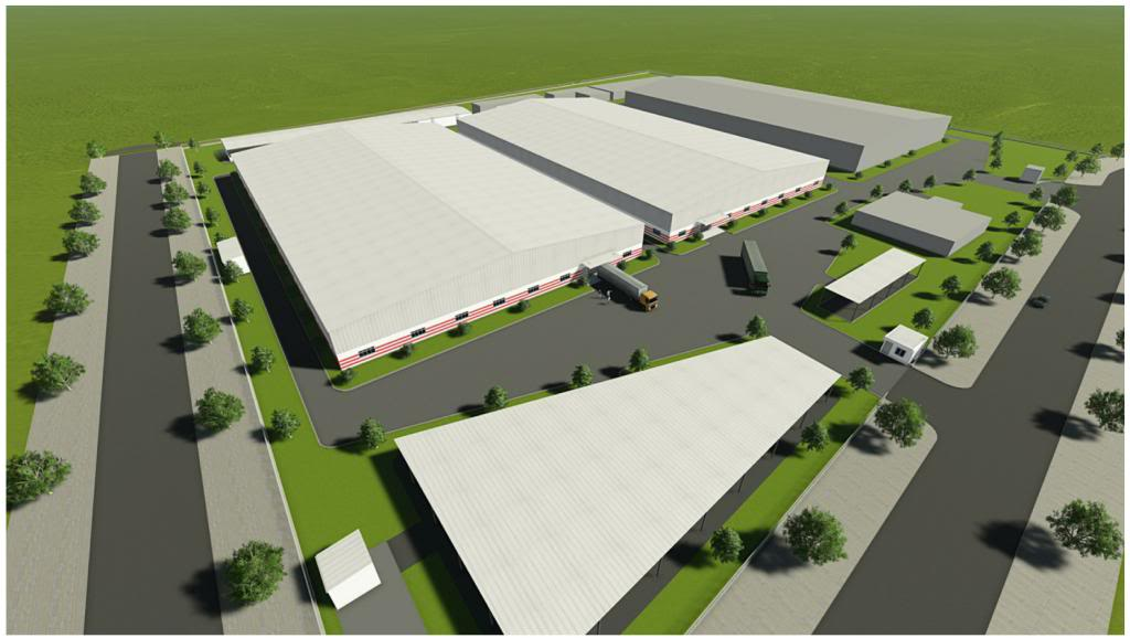 Dịch vụ xin phép xây dựng nhà xưởng tại Dầu Tiếng, Bình Dương