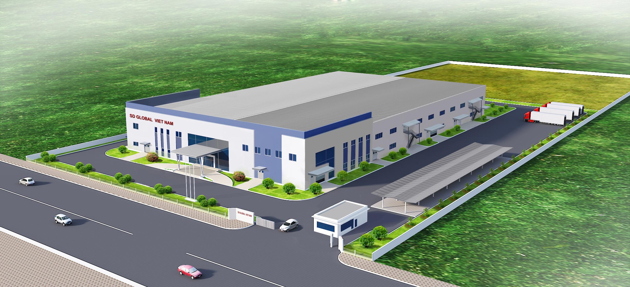 Dịch vụ xin phép xây dựng nhà xưởng khu công nghiệp