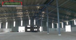 Thi công nhà xưởng 52 x52m, đường Lê Thị Trung, An Phú, Thuận An ,Bình Dương