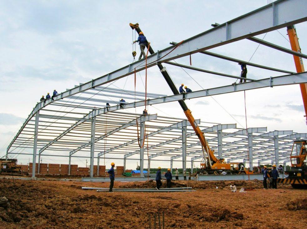 Thủ tục xin phép xây dựng nhà xưởng Bàu Bàng - Bình Dương
