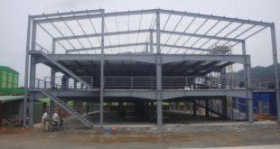 Báo giá xây dựng nhà thép tiền chế, nhà xưởng tại Bình Dương năm 2018