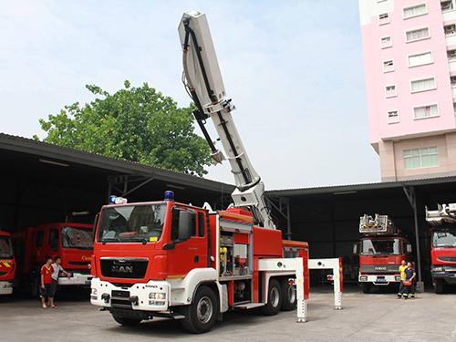thẩm duyệt thiết kế về phòng cháy và chữa cháy