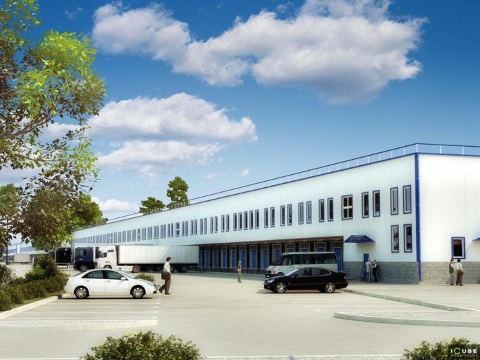 Công ty xây dựng nhà xưởng tại Bình Dương