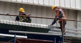 Sửa chữa cải tạo nhà xưởng tại KCN Biên Hòa 1, 2 ở Đồng Nai.