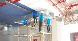 Thiết kế hệ thống phòng cháy chữa cháy nhà xưởng tại Bình Dương
