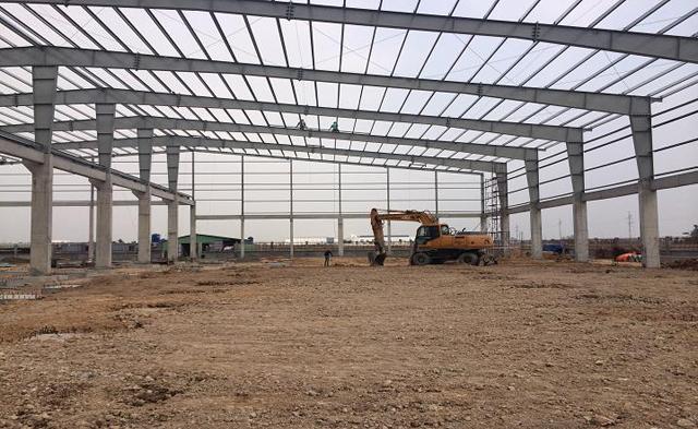 Xây dựng nhà xưởng tại các khu công nghiệp ở Đồng Nai