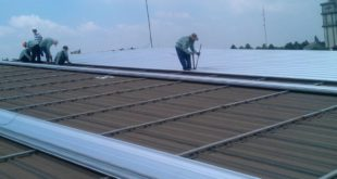 Sửa chữa bảo trì nâng cấp nhà xưởng tại khu công nghiệp AMATA BIên Hòa - Đồng Nai.