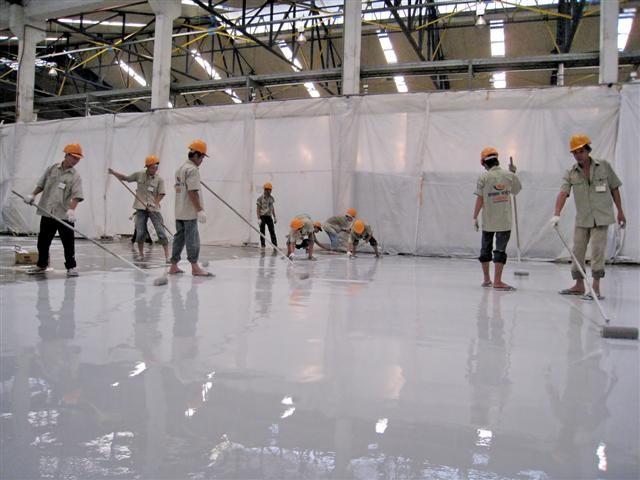 Cải tạo nhà xưởng chuyên nghiệp tại khu công nghiệp Biên Hòa 2 - Đồng Nai