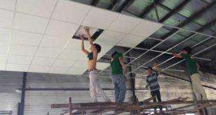 Sửa chữa nâng cấp nhà xưởng tại Bình Phước