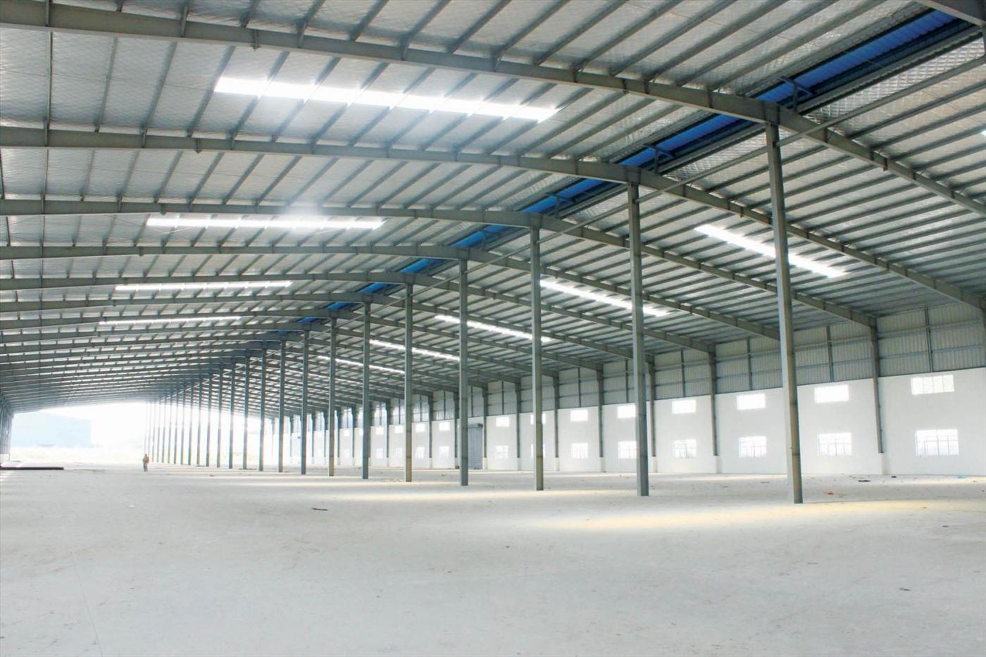Thi công nhà xưởng chuyên nghiệp khu công nghiệp Long Thành - Đồng Nai
