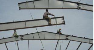 Thi công xây dựng nhà xưởng kết cấu thép tại Bình Dương