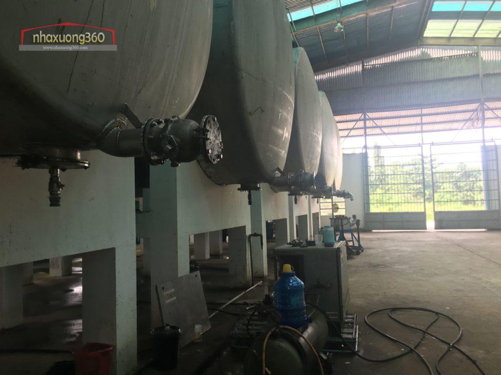 Tư vấn thiết kế nhà máy sản xuất chế biến cao su Mardec Sài Gòn