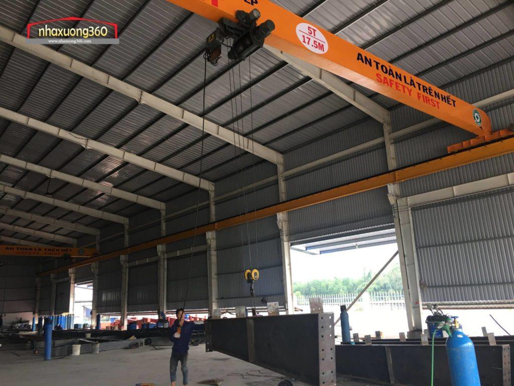 Nhaxuong360 nhà máy sản xuất kèo thép