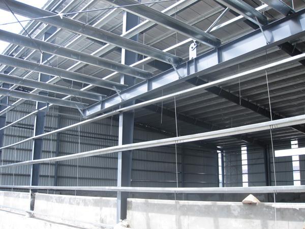 Thiết kế thi công nhà xưởng tại Vĩnh Long