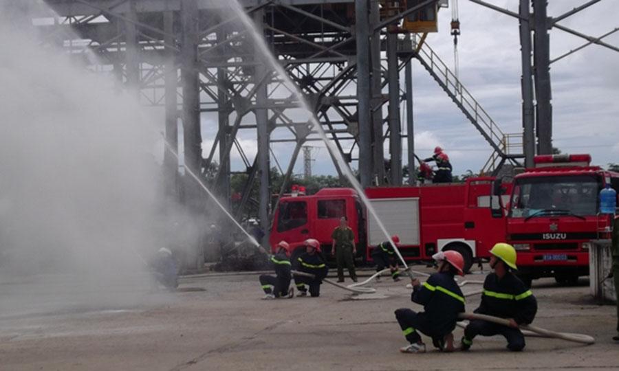 Thủ tục nghiệm thu về Phòng Cháy & Chữa Cháy nhà xưởng tại Bình Dương
