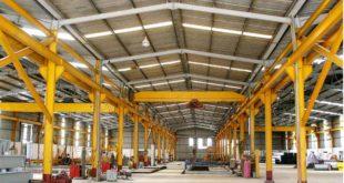Thiết kế nhà xưởng tại Bàu Bàng