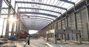 Thi công nhà xưởng tại Thủ Dầu Một