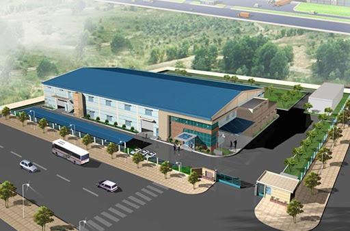 Thiết kế nhà xưởng ở Mỹ Phước